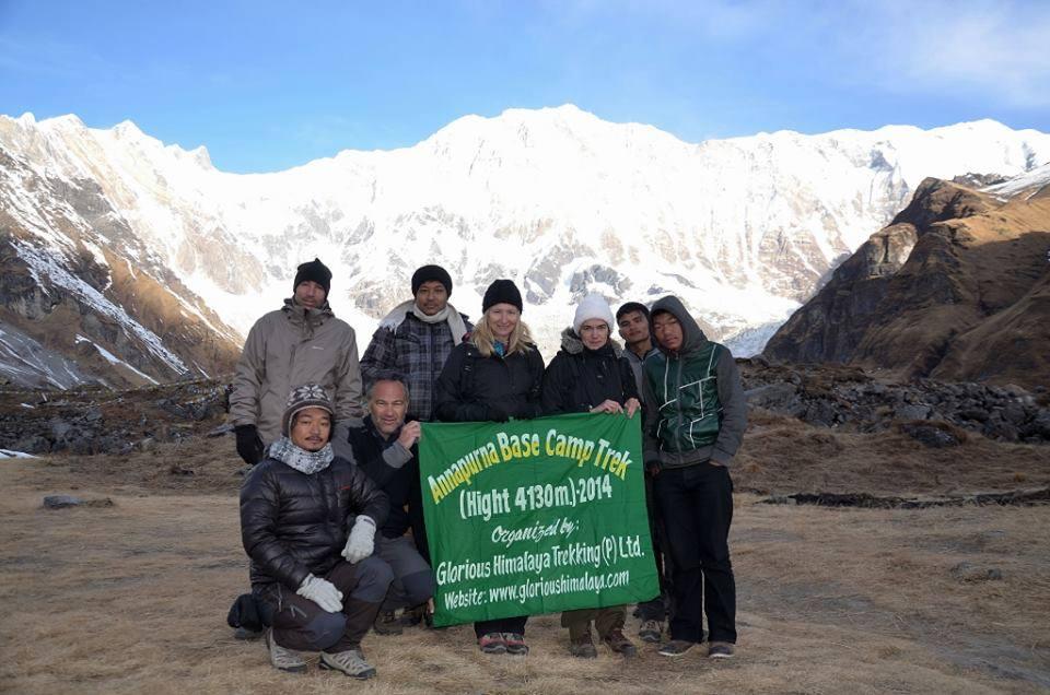 Glorious Himalaya Trekking Pvt Ltd.